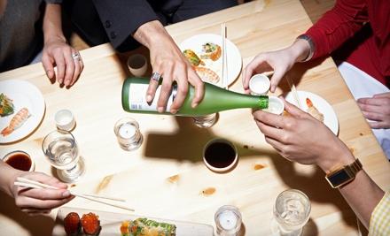 $40 Groupon - Maido Sake Bar in Louisville