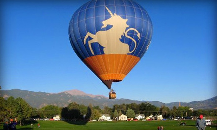 Adventures Out West - Phoenix: $99 for a Sunrise Hot Air Balloon Flight from Adventures Out West (Up to $185 Value)