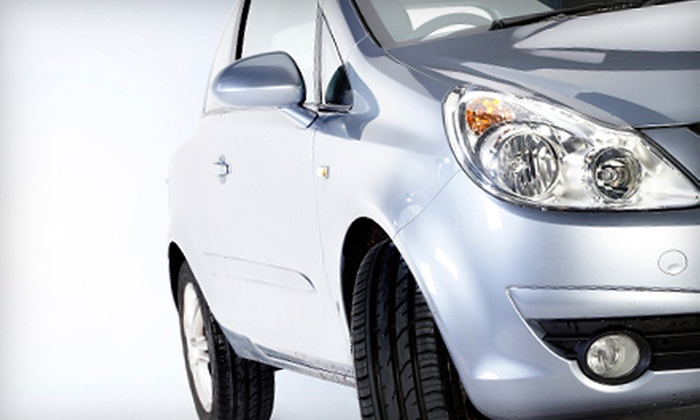 Accentus Auto Spa - Accentus Auto Spa: One or Two Premium Exterior Details with Standard Interior Cleanings at Accentus Auto Spa (Up to 60% Off)