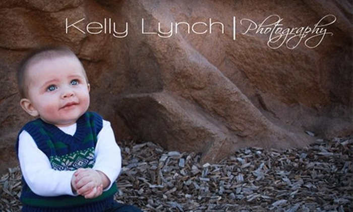 Kelly Lynch Photography - Garland: $79 for One-Hour Photo Session, CD, and $50 Print Credit from Kelly Lynch Photography ($500 Value)