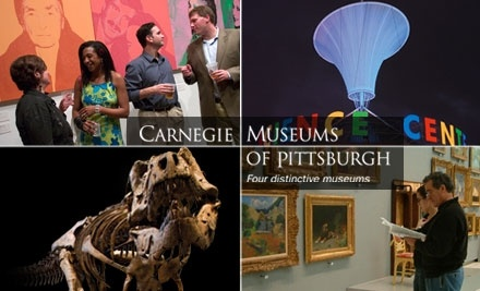 Carnegie science center coupons