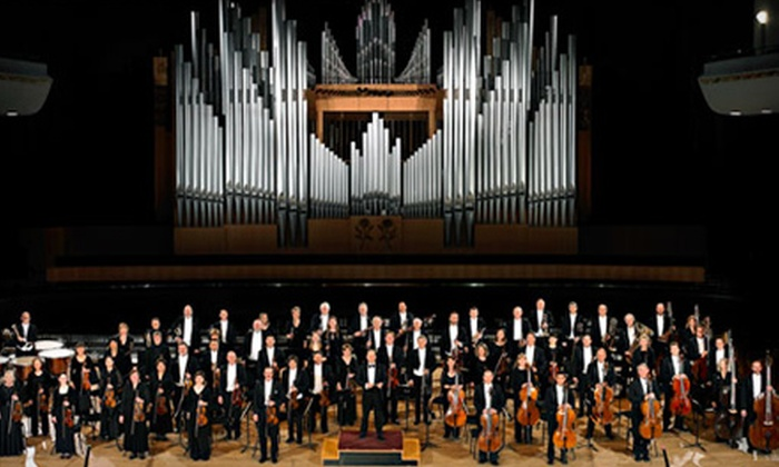 Calgary Philharmonic Orchestra - Calgary: One or Three Rush Hour Orchestra Performances at the Calgary Philharmonic Orchestra