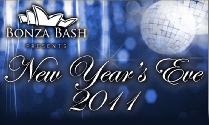 Bonza Bash Productions - Fremont: $37 for One Ticket to Bonza Bash's New Year's Eve 2011 Gala Ball at Fremont Studios