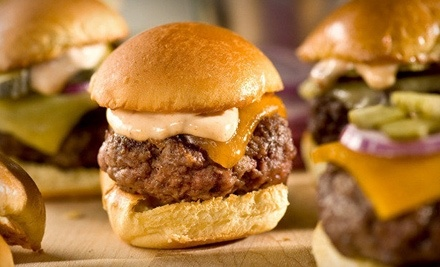 $10 Groupon to Slippin' Sliders Food Truck - Slippin' Sliders Food Truck in