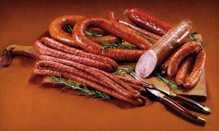Pulaski Meat Products - Linden: $10 for $20 Worth of Polish Sausages and Meats at Pulaski Meat Products in Linden