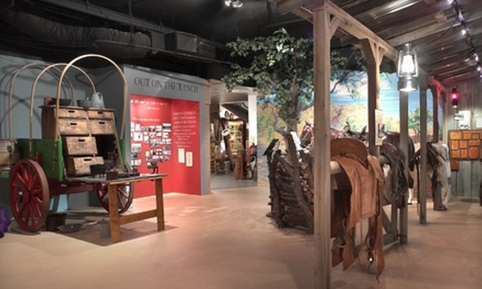 Desert Caballeros Western Museum - Phoenix: $7 for Two Admissions to Desert Caballeros Western Museum (Up to $15 Value)