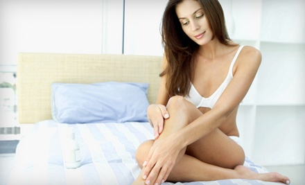 2 Spider-Vein Laser Treatments (a $500 value) - Derma-Aesthetic Laser and Electrolysis Center in Carrollton
