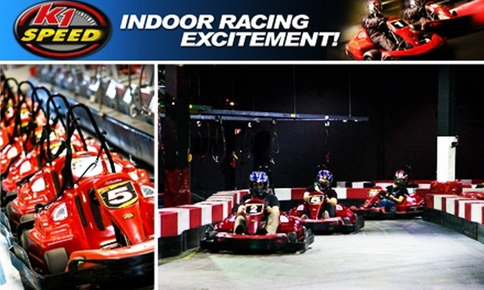 K1 Speed - Northeast Bellevue: $50 for Five High-Speed Races and an Annual Race License at K1 Speed ($106 Value)