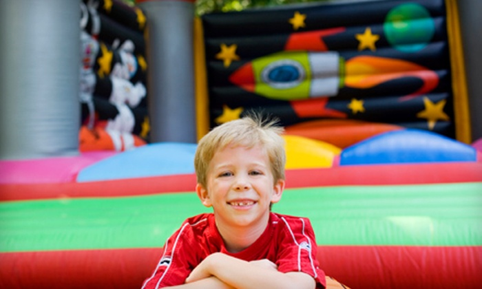 Texas Jumping Beans - Springbrook: Three or Five Pop-In Admissions at Texas Jumping Beans in Pflugerville