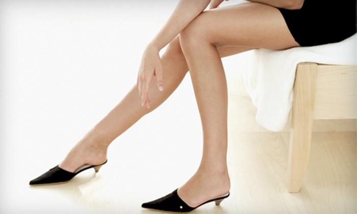 Avalon Med Spa and Laser Center LLC - Tampa Palms: $89 for a Sclerotherapy Spider-Vein-Removal Treatment at Avalon Med Spa and Laser Center LLC ($300 Value)