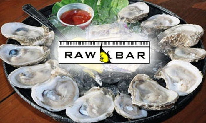 Raw Bar and Grill - Lakeview: $15 for $35 Worth of Seafood and More at Raw Bar and Grill