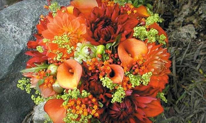 Laura Clare Floral Design & Event Decor - Upper Vailsburg: $45 Worth of Flower Arrangements & Decor