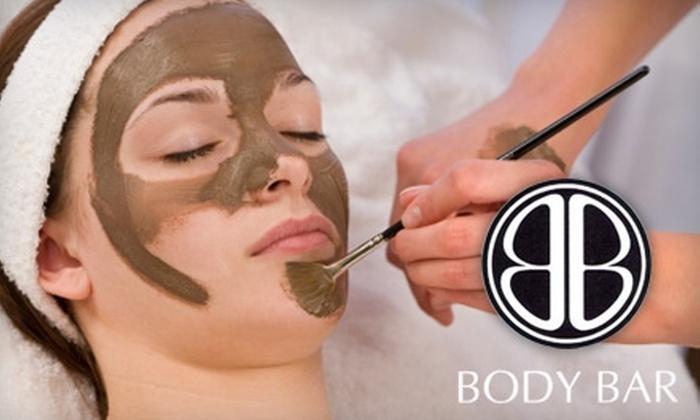 Body Bar Spa - Silver Lake: $55 for an All-Natural Chocolate and Honey Facial at Body Bar Spa ($120 Value)