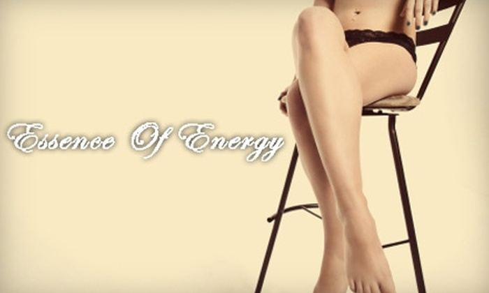 Essence of Energy - Evergreen: $180 For Six Laser Hair-Removal Treatments at Essence of Energy (Up to $360 Value). Choose from Six Areas of Treatment.