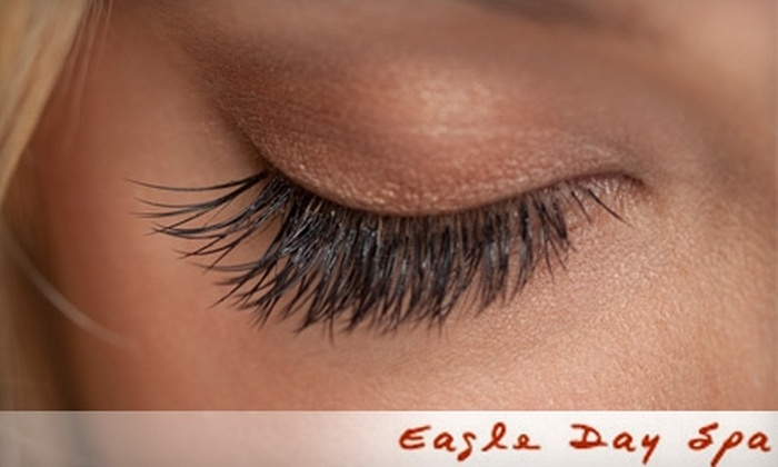 Eagle Day Spa - Eagle: $85 for Hollywood Lash Extensions at Eagle Day Spa ($175 Value)