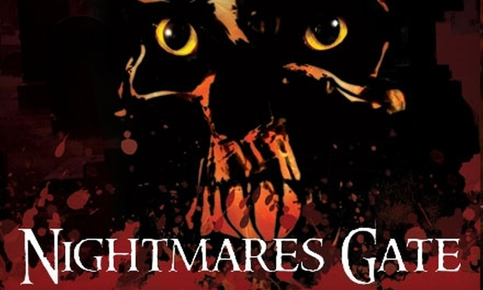 Nightmare's Gate Haunted House - Douglasville: $10 for One General-Admission Ticket to Nightmare's Gate Haunted House