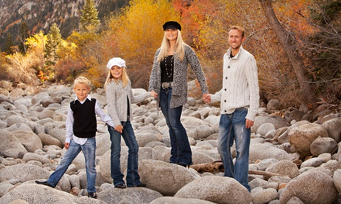 """Don Polo Photography - Taylorsville: $49 for a Photo Session, 16""""x20"""" Wall Portrait, and CD with 10 Digital Images for Social Mediaat Don Polo Photography ($485 Value)"""