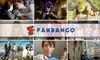 Fandango  - Seattle: $4 Movie Ticket on Fandango.com (Up to $12 Value)