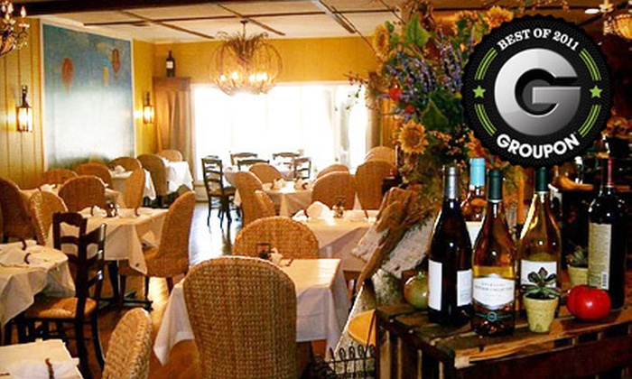 Label 7 - Pittsford: $12 for $25 Worth of Napa Valley-Inspired Fare at Label 7 in Pittsford