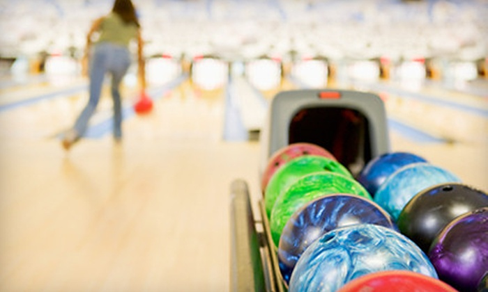 Junction Lanes Family Entertainment Center - Newnan: Up to Two Hours of Bowling or Mini-Golf Package for Up to Five at Junction Lanes Family Entertainment Center in Newnan (Up to 68% Off)