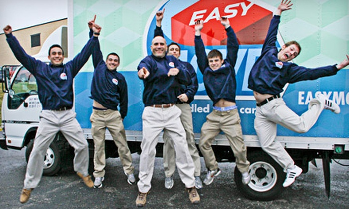 Easy Moves of Tulsa - Crossing at 86th Street: $101 for a Two-Hour Moving Package with Two Movers and Truck from Easy Moves of Tulsa ($245 Value)