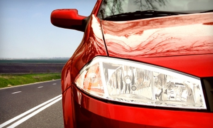 McNeil's Auto Body - Salt Lake City: $49 for $100 Worth of Auto Services at McNeil's Auto Body in Draper