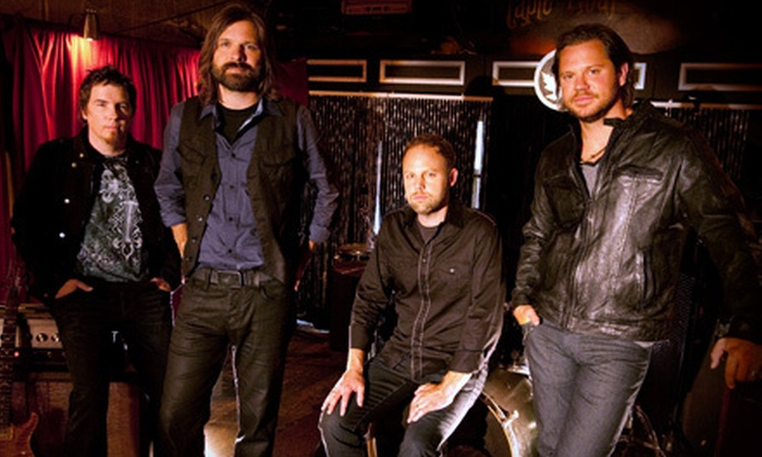 Third Day with Special Guests Matt Maher and Trevor Morgan - Springfield: Concert Outing for Two to See Third Day at Crossroads Church on March 23 (Up to Half Off). Two Options Available.