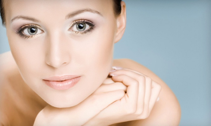 Seraphim Salon & Spa - Nashville-Davidson metropolitan government (balance): Waxing Package, Facial Package with Peel, or Hair Package with Cut and Highlights at Seraphim Salon & Spa (Half Off)