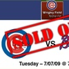 Wrigley Field Rooftop Club  - Lakeview: $89 Rooftop Tickets—Cubs vs Braves, 7/7/09, 7:05 p.m.