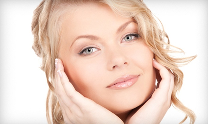 Great Skin Spa & Skincare - Arlington: One or Three Anti-Aging Facial Packages with Nonsurgical Facelifts at Great Skin Spa & Skincare in Arlington (Up to 80% Off)