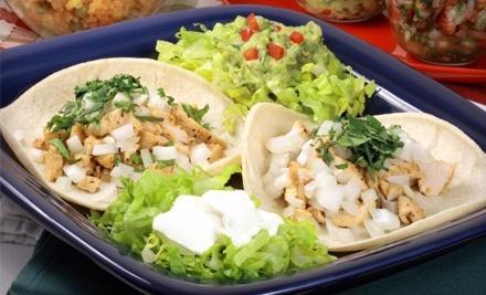 $20 Groupon to El Taco Loco - El Taco Loco in New Hope