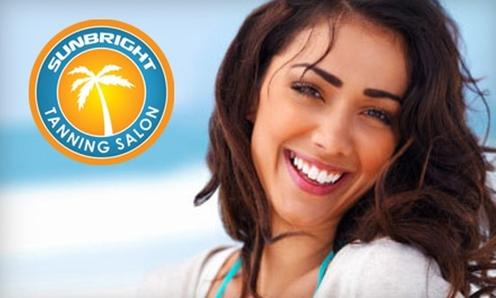 SunBright Tanning Salon - Bloom Crossing: $88 for One-Hour Teeth Whitening Treatment at SunBright Tanning Salon in Manassas