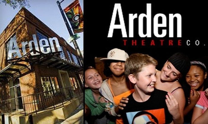 Arden Drama School - Center City East: $15 for a Children's One-Day Workshop at Arden Drama School ($30 Value)