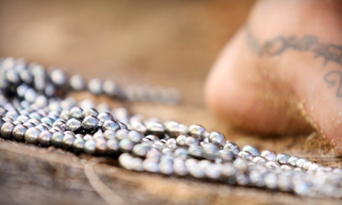 Maire-Nui Tahiti Pearls: $42 for $85 Worth of Fine Tahitian-Pearl Jewelry from Maire-Nui Tahiti Pearls