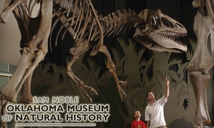 Sam Noble Oklahoma Museum of Natural History - Norman: $45 for One-Year Membership to the Sam Noble Oklahoma Museum of Natural History