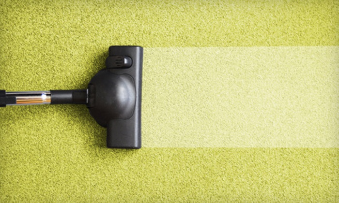 Be Green Carpet Cleaning - Arvada Plaza Area: Carpet-Cleaning Services from Be Green Carpet Cleaning (Up to 69% Off). Two Options Available.
