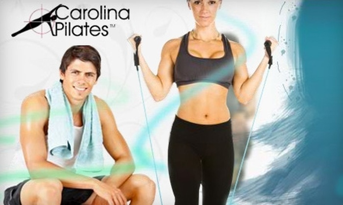 Carolina Pilates - Fort Mill: $50 for Five Pilates, Kettlebell, or Weight Training Classes at Carolina Pilates in Fort Mill ($100 Value)
