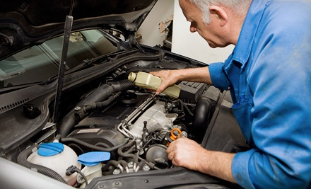 Oil Change and Seasonal Maintenance Package (a $74 value) - Precision Auto Tech in Nepean