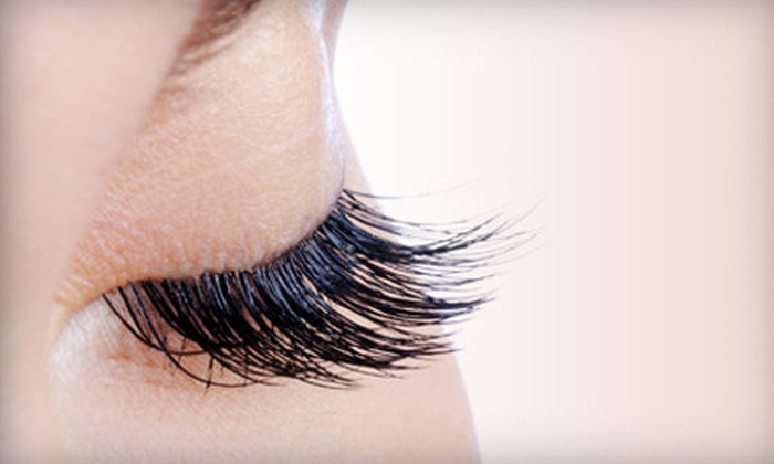 Makeup Chicago - Briergate Station: $99 for a Full Set of Eyelash Extensions at Makeup Chicago in Highland Park ($300 Value)