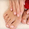 Up to 53% Off Spa Mani-Pedis in Middleboro