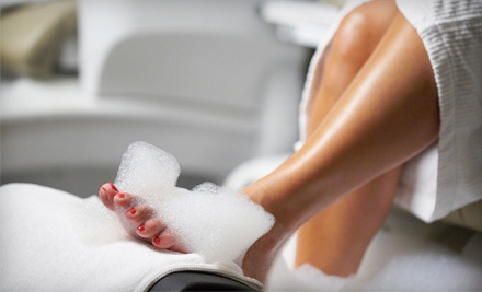 1 Mani-Pedi Package (a $55 value) - Nail Boutique in Chicago