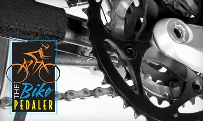 The Bike Pedaler - Shreveport / Bossier: $40 for a Bicycle Tune-Up at The Bike Pedaler (a $96 Value)
