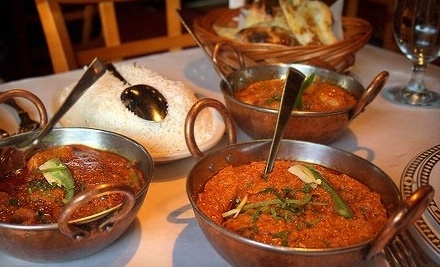 $40 Groupon to India House - India House in Buffalo Grove