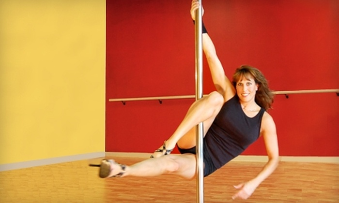 Wonder Women Pole Studio - Lake Orion: Fitness Classes at Wonder Women Pole Studio in Lake Orion. Two Options Available.