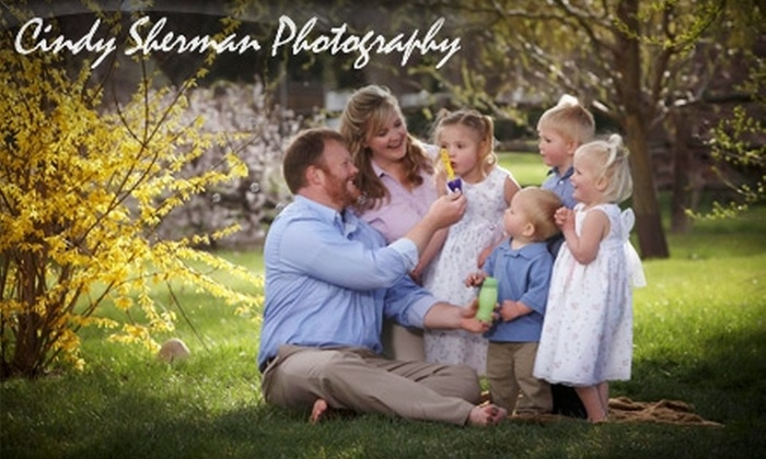 Cindy Sherman Photography - Southwest Ada County Alliance: $49 for Photography Session and Prints from Cindy Sherman Photography ($590 Value)