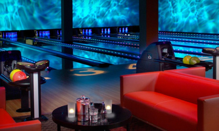 300 Anaheim - Bowlmor Anaheim: $25 for $50 Worth of Bowling and Shoe Rental at 300 Anaheim