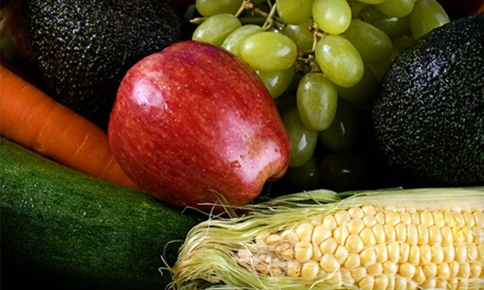 Specialty Organics - Washington: Home Delivery of Farm-Fresh Fruit from Specialty Organics. Two Options Available.