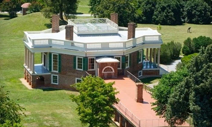 Thomas Jefferson's Poplar Forest - Forest: $20 for a Scholar's Society Family Membership to Thomas Jefferson's Poplar Forest in Forest ($40 Value)