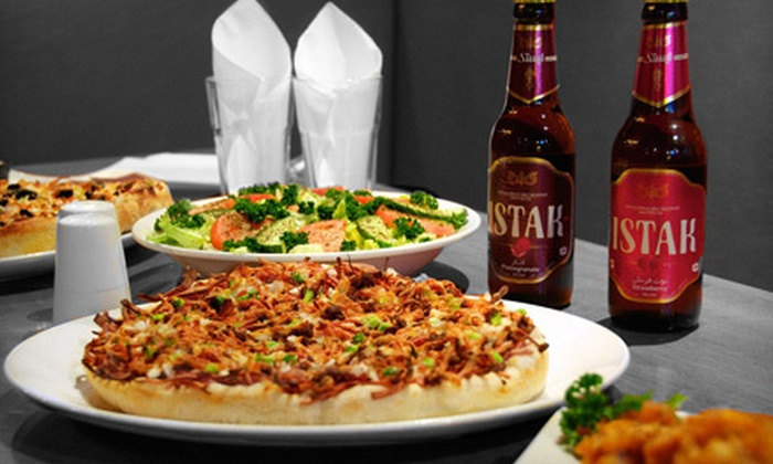 Roses New York Restaurant - Willowdale: $15 for $30 Worth of Mediterranean and Persian Fare at Roses New York Restaurant