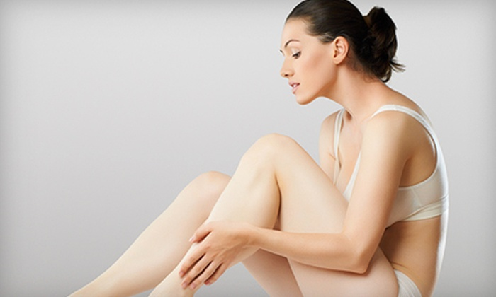 Luxe Body Spa - Balcones Hills: $99 for Two Laser Spider-Vein-Removal Treatments at Luxe Body Spa (Up to $500 Value)